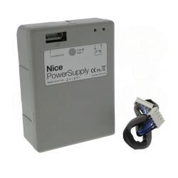 Nice Ps124 Bateria 24v Con...