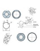 Para Motores Tubulares 35mm